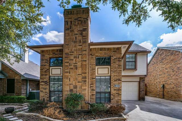 400 Cimarron Way, Irving, TX 75063 (MLS #14455333) :: Potts Realty Group