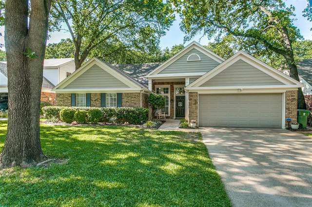 526 Blair Meadow Drive, Grapevine, TX 76051 (MLS #14455339) :: Post Oak Realty