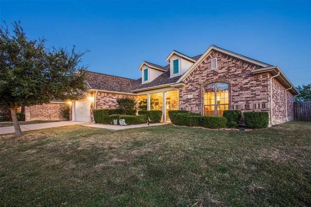 344 Lockwood Lane, Weatherford, TX 76087 (MLS #14455344) :: The Kimberly Davis Group