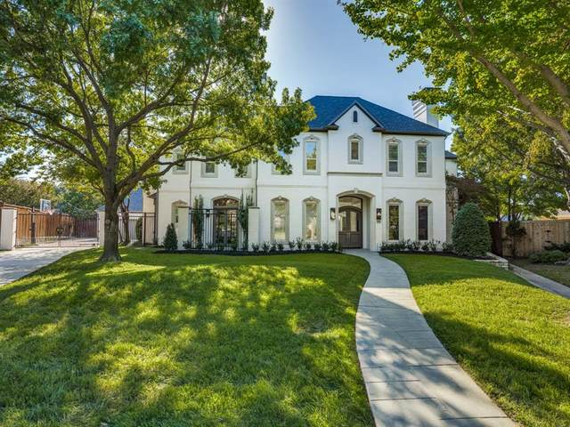 5720 Woodmont Court, Plano, TX 75093 (MLS #14455345) :: The Good Home Team