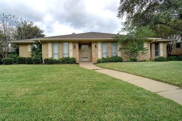 613 Cimmaron Strip, Lewisville, TX 75077 (MLS #14455350) :: Real Estate By Design