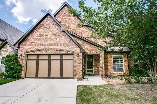 223 Wood Street #501, Grapevine, TX 76051 (MLS #14455357) :: Frankie Arthur Real Estate