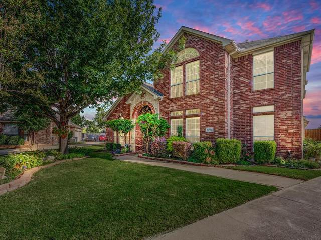 9700 Indian Court, Fort Worth, TX 76244 (MLS #14455374) :: The Mauelshagen Group