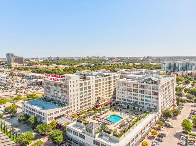 2600 W 7th Street #2538, Fort Worth, TX 76107 (MLS #14455375) :: The Hornburg Real Estate Group