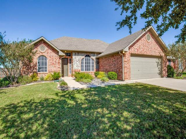 430 Madison Place, Ponder, TX 76259 (MLS #14455376) :: The Kimberly Davis Group
