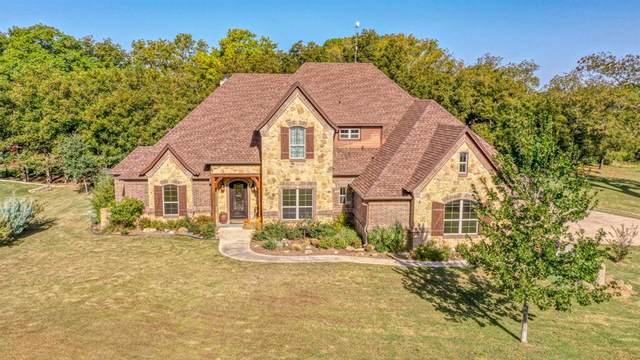 317 Arapahoe Ridge, Weatherford, TX 76087 (MLS #14455383) :: The Kimberly Davis Group