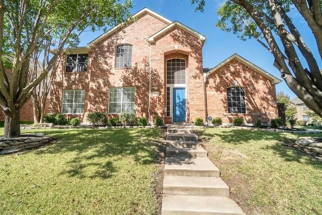 1900 Landridge Drive, Allen, TX 75013 (MLS #14455404) :: The Good Home Team