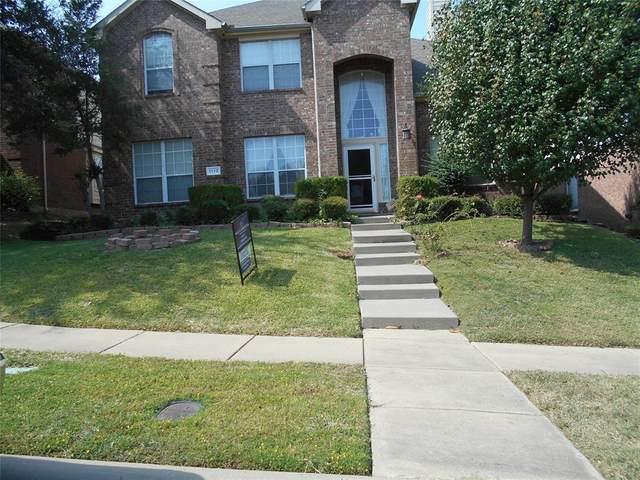 1113 Mccormick Street, Garland, TX 75040 (MLS #14455413) :: The Mauelshagen Group