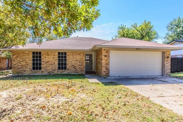 625 Cleveland Street, Greenville, TX 75401 (MLS #14455418) :: The Kimberly Davis Group