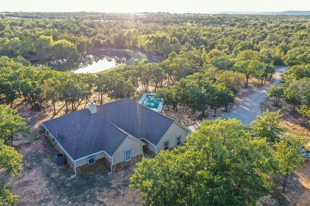 193 Coley Lane, Bryson, TX 76427 (MLS #14455424) :: All Cities USA Realty