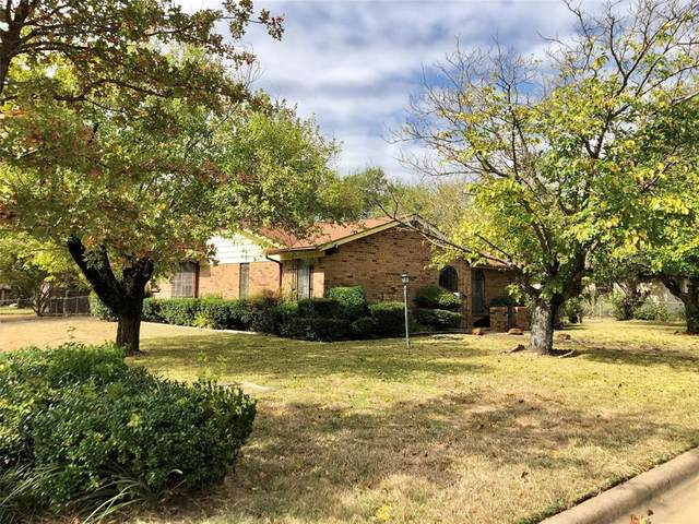 6386 Hanger Park Drive, Forest Hill, TX 76119 (MLS #14455425) :: RE/MAX Pinnacle Group REALTORS