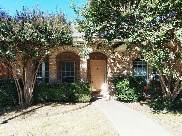 1707 Oak Brook Lane, Allen, TX 75002 (MLS #14455466) :: The Mauelshagen Group