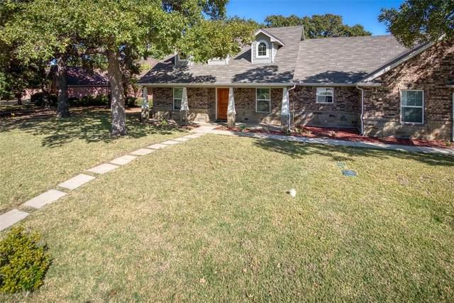 1521 Bailey Drive, Azle, TX 76020 (MLS #14455474) :: Team Tiller