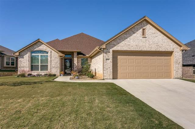 2008 Hill Crest Court, Weatherford, TX 76086 (MLS #14455482) :: The Kimberly Davis Group