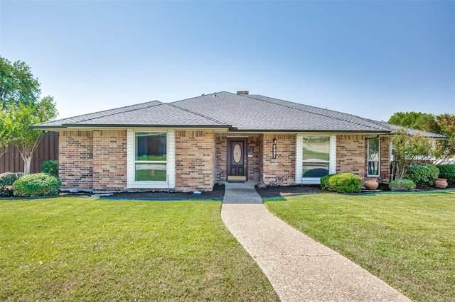 3221 Luallen Drive, Carrollton, TX 75007 (MLS #14455487) :: The Mauelshagen Group