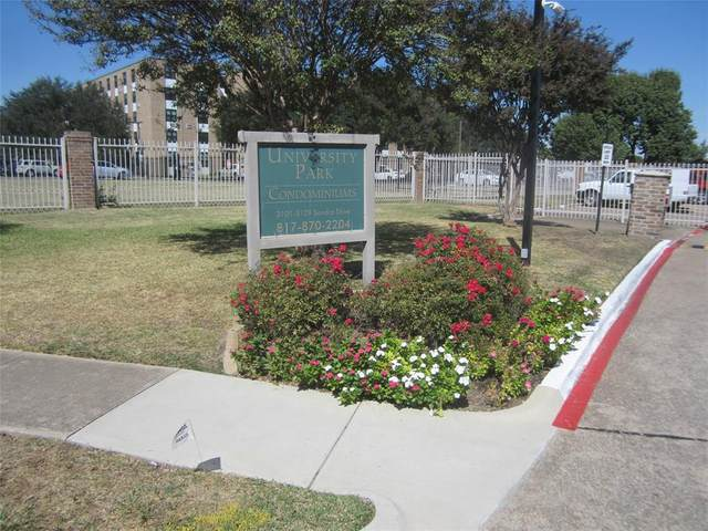 3129 Sondra Drive #303, Fort Worth, TX 76107 (MLS #14455503) :: The Mauelshagen Group