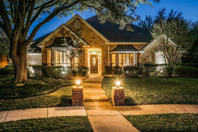 3317 Chaney Court, Plano, TX 75093 (MLS #14455506) :: The Star Team | JP & Associates Realtors