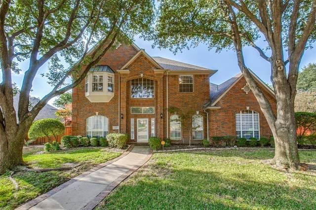 2221 Molly Lane, Plano, TX 75074 (MLS #14455511) :: The Good Home Team