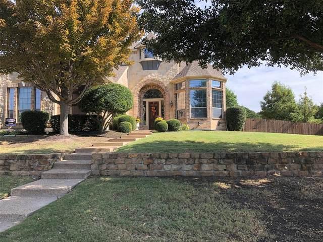 1005 Hideaway Drive, Keller, TX 76248 (MLS #14455512) :: The Mauelshagen Group
