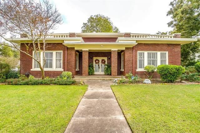 424 Corsicana Street, Hillsboro, TX 76645 (MLS #14455514) :: Real Estate By Design