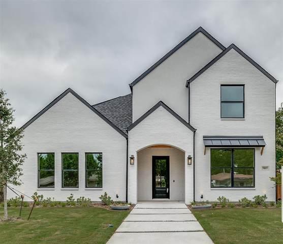 5813 Lyle Street, Westworth Village, TX 76114 (MLS #14455533) :: EXIT Realty Elite
