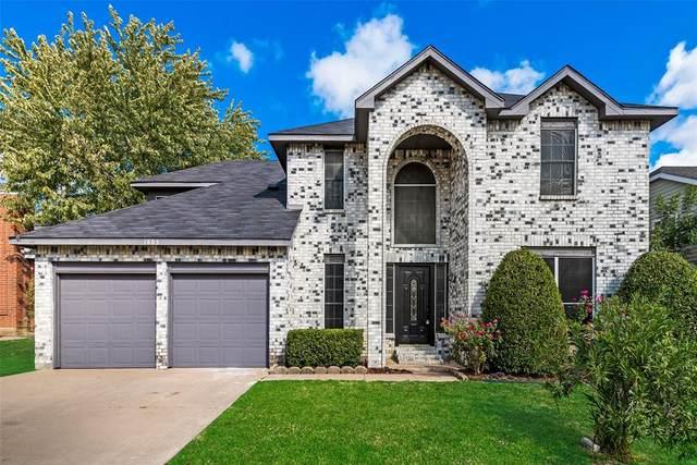 1605 Barclay Drive, Arlington, TX 76018 (MLS #14455539) :: Maegan Brest | Keller Williams Realty