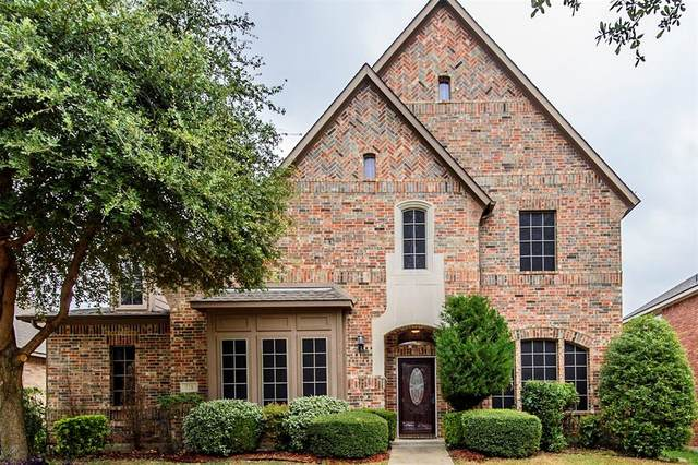 118 Rose Garden Way, Red Oak, TX 75154 (MLS #14455542) :: All Cities USA Realty
