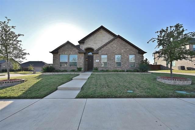 701 Lorraine Lane, Midlothian, TX 76065 (MLS #14455544) :: Real Estate By Design