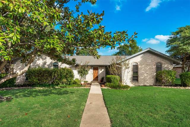 2308 Roundrock Trail, Plano, TX 75075 (MLS #14455549) :: HergGroup Dallas-Fort Worth