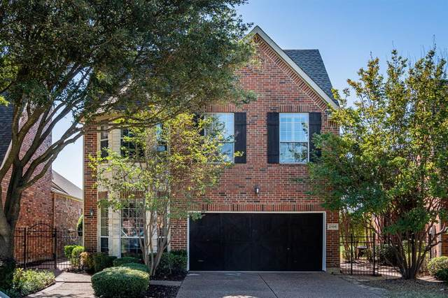 2108 Stone Creek Drive, Mckinney, TX 75072 (MLS #14455559) :: The Good Home Team