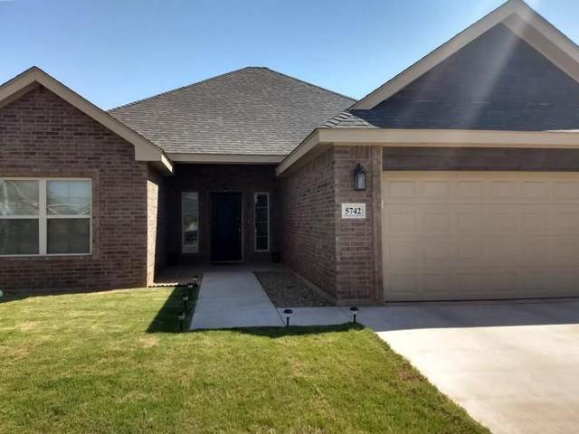 5742 Abbey Road, Abilene, TX 79606 (MLS #14455578) :: The Mauelshagen Group