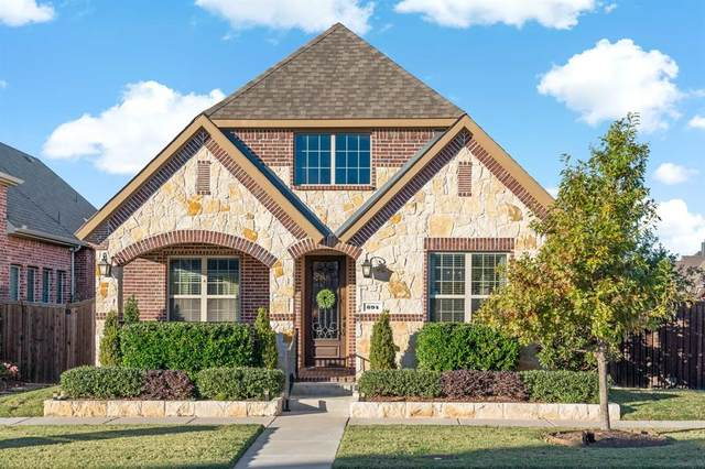 694 Enfield Dr, Frisco, TX 75036 (MLS #14455580) :: Real Estate By Design