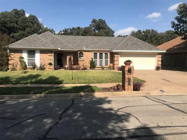 3117 Teakwood Drive, Bedford, TX 76021 (MLS #14455584) :: The Mauelshagen Group
