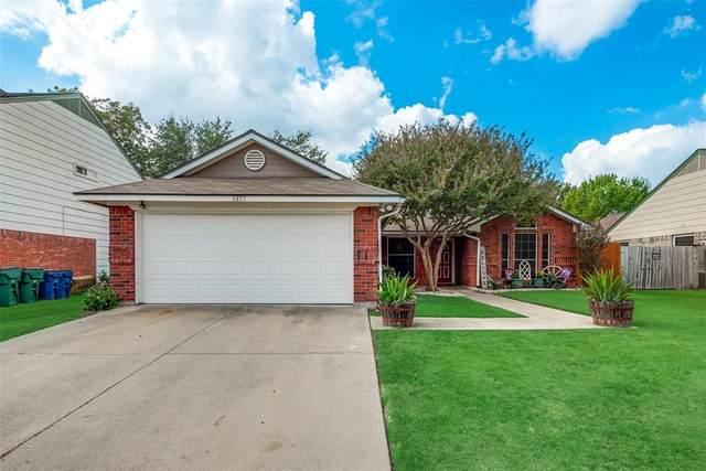 6817 Quail Meadow Drive, Watauga, TX 76148 (MLS #14455592) :: The Mauelshagen Group