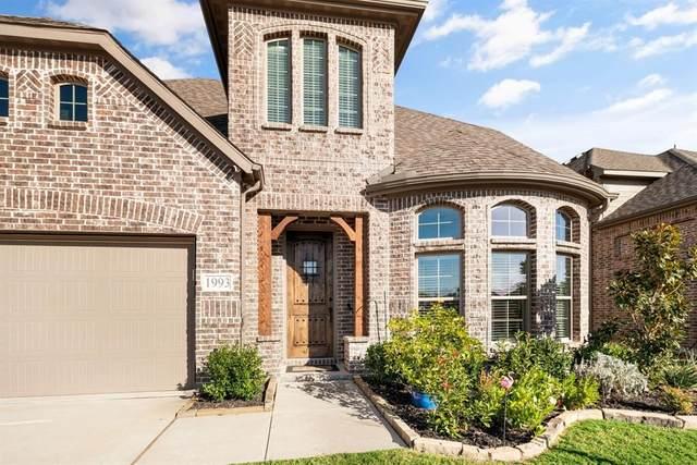1993 Mercer Lane, Princeton, TX 75407 (MLS #14455612) :: Potts Realty Group