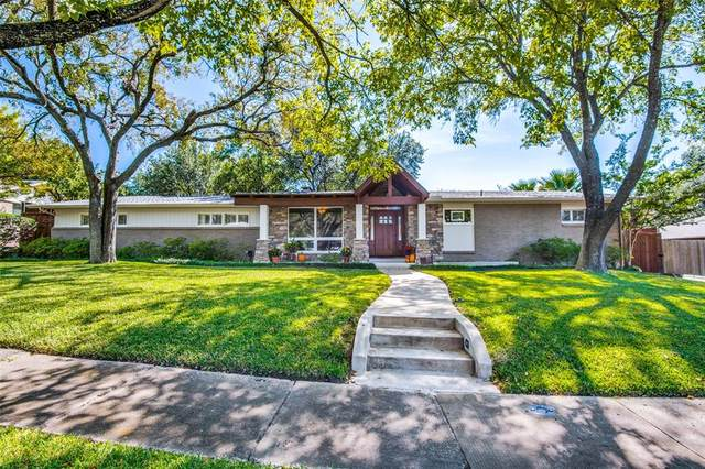 3640 Pallos Verdas Drive, Dallas, TX 75229 (MLS #14455614) :: The Tierny Jordan Network