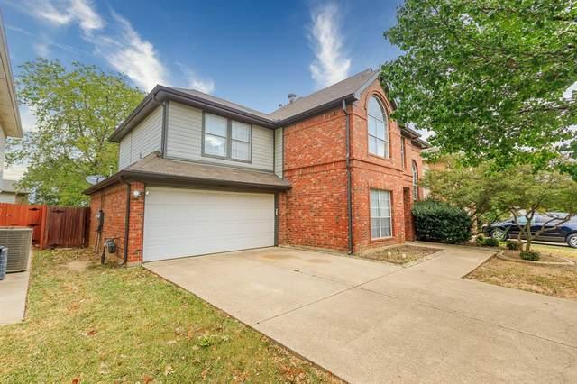 2602 Potomac Drive, Euless, TX 76040 (MLS #14455615) :: Robbins Real Estate Group