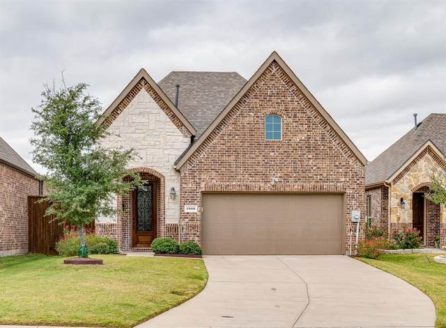 1308 Lauren Creek Lane, Mckinney, TX 75072 (MLS #14455640) :: The Mauelshagen Group