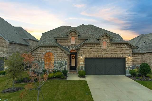 712 Corner Post Path, Celina, TX 75009 (MLS #14455654) :: Real Estate By Design