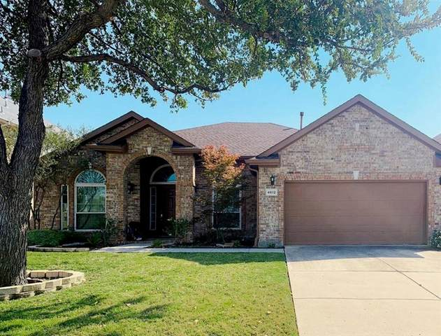 4612 Via Ventura, Mesquite, TX 75150 (MLS #14455656) :: The Good Home Team