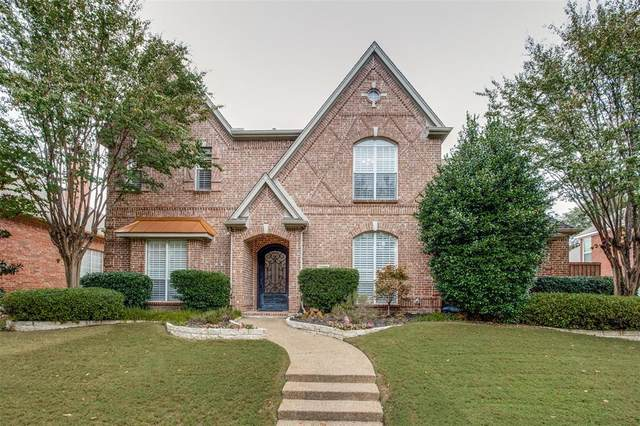 6313 Yorkdale Drive, Plano, TX 75093 (MLS #14455660) :: The Rhodes Team
