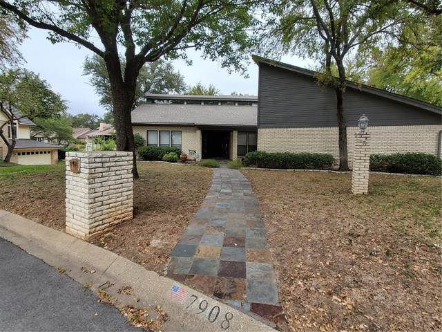 7908 Woodharbor Drive, Fort Worth, TX 76179 (MLS #14455665) :: The Mauelshagen Group
