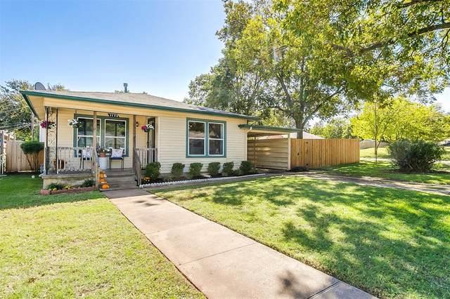 1123 Bales Street, Cleburne, TX 76033 (MLS #14455670) :: Justin Bassett Realty