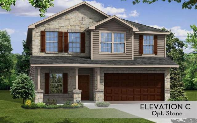 2037 Crosby Drive, Forney, TX 75126 (#14455698) :: Homes By Lainie Real Estate Group