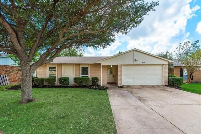 626 Valley View Drive, Allen, TX 75002 (MLS #14455699) :: The Good Home Team