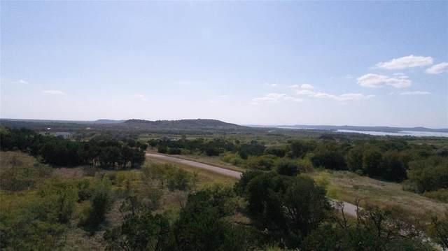 Lt 226 Firewheel, Possum Kingdom Lake, TX 76449 (MLS #14455708) :: The Hornburg Real Estate Group