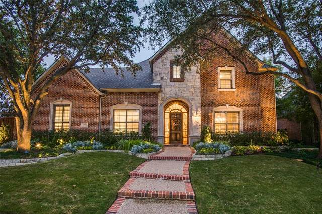 4953 Northshore Drive, Frisco, TX 75034 (MLS #14455728) :: Lyn L. Thomas Real Estate | Keller Williams Allen