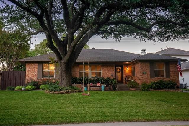 6611 Lange Circle, Dallas, TX 75214 (MLS #14455730) :: The Mauelshagen Group
