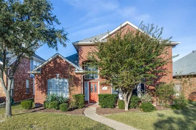 312 Wrotham Lane, Allen, TX 75013 (MLS #14455731) :: The Good Home Team