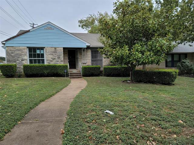 2053 Marydale Drive, Dallas, TX 75208 (MLS #14455734) :: HergGroup Dallas-Fort Worth